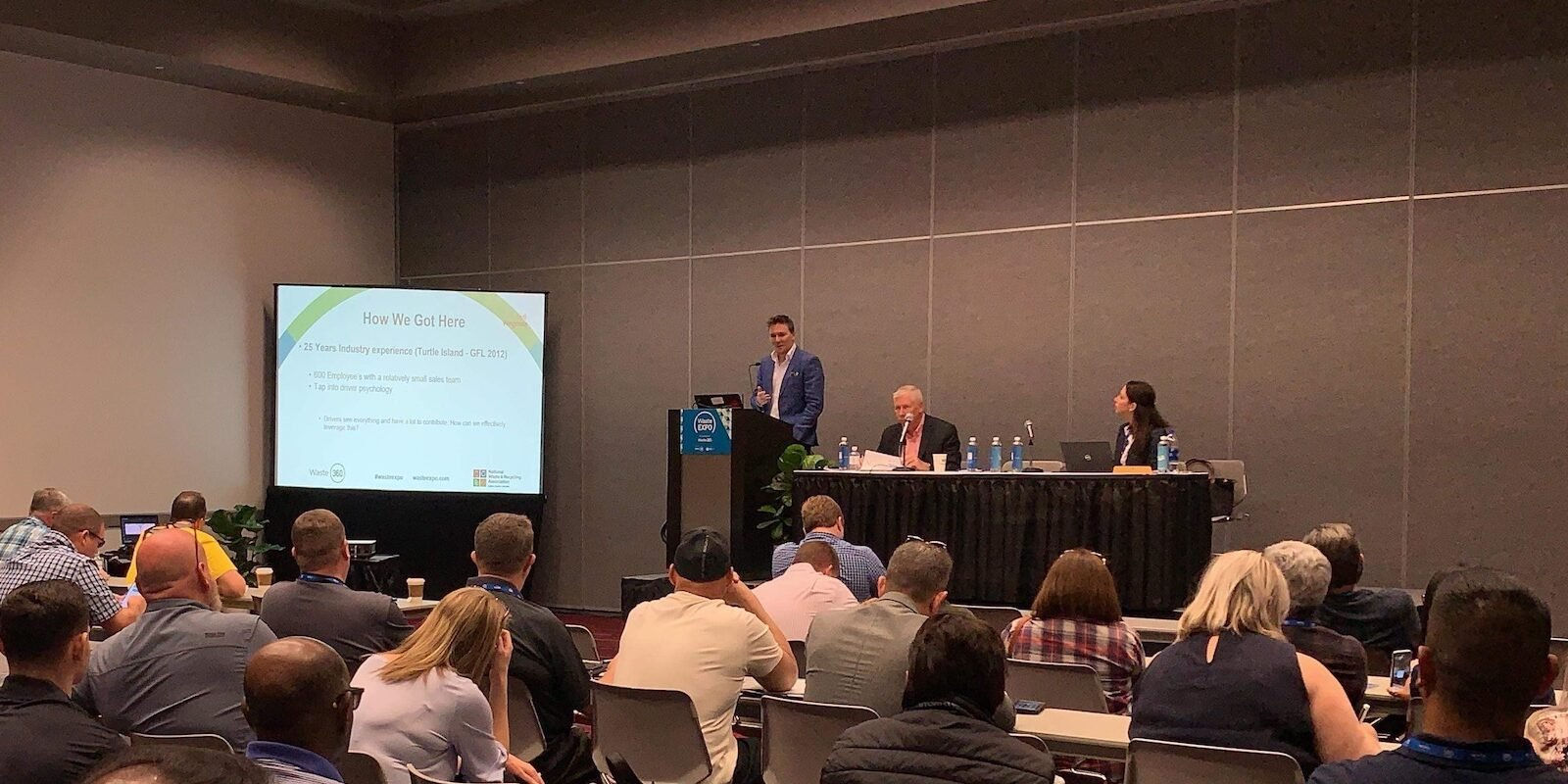 Insights from the Las Vegas Waste Expo
