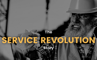 The Service Industry's Revolution